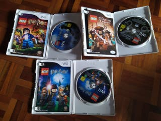 lote lego wii