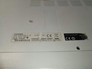 portátil Toshiba Satellite C55-C-175 15.6