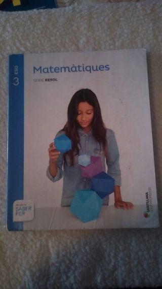 Matemàtiques 3ESO