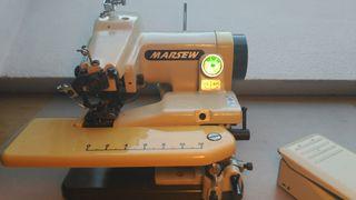 Máquina coser de puntada invisible Marsew CT-500