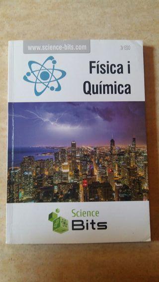 Llibre Física i Química 3r ESO. Science Bits
