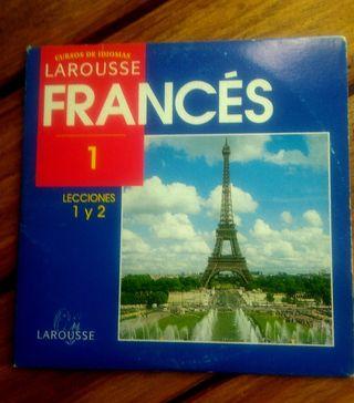 Cd aprendizaje Francés