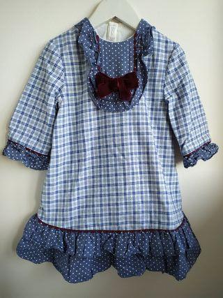 vestido Dolce Petit talla 6