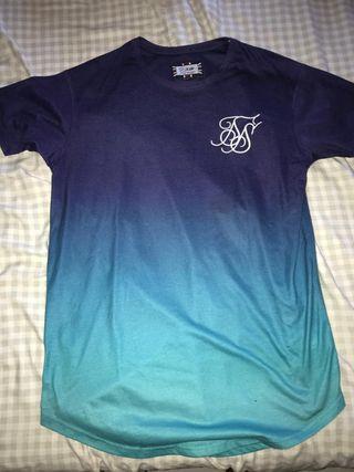 camiseta Siksilk (comprando las 3 salen por 45€)