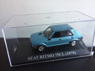Maqueta Seat Ritmo ixo 1:43
