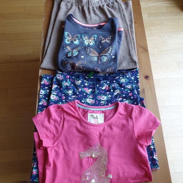 Lote de ropa de niña 7-8 años