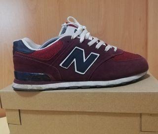 zapatillas new balance de segunda mano