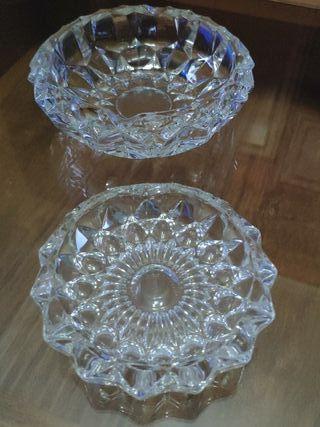 Ceniceros cristal Vintage.