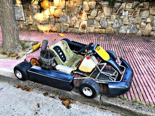 Tony Kart 100CC 2T