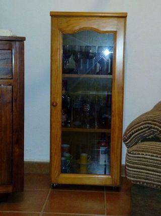 Mueble bar de pino Torrent