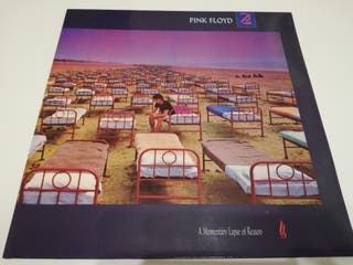 Lp vinilo Pink Floyd A momentary Lapse of Reason