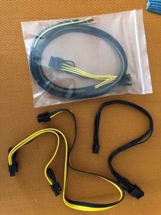 Mini 6-Pin a 8-Pin PCI-E PCI Apple Mac Pro