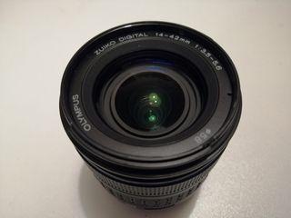 Olympus Zuiko Digital 14-42mm F: 3,5-5,6
