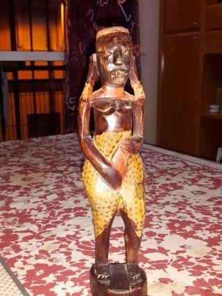 figuras de maderas