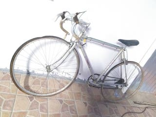 Bicicleta GIMSON de carreras antigua