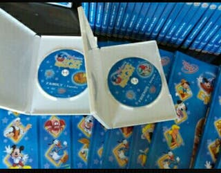 Magic english Disney. 13 libros y 26 dvds