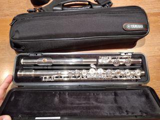 Flauta Travesera Yamaha YFL 262