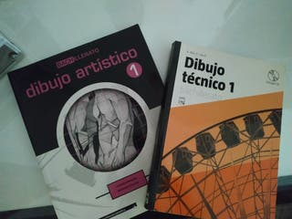 libros 1 bachillerato artistico