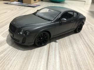 Bentley continental gt welly 1/18