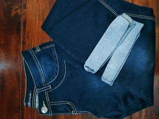pantalones elásticos eleven talla 36