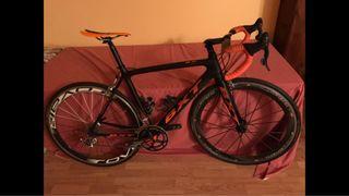 Bicicleta de carretera BXT full carbono