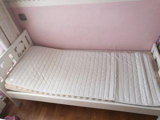 Cama infantil ikea 70x160 cm