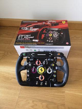 volante F1 Ferrari wheel add-on