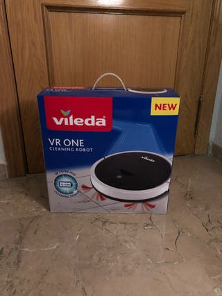Robot aspirador de limpieza Vileda