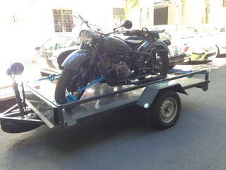 REMOLQUE (para Karts, motos, sidecar, quad, etc)