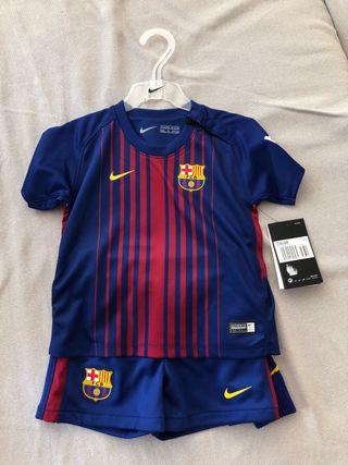 Camiseta FC Barcelona T 12-18 meses