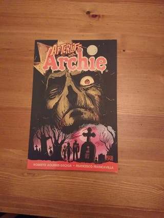 After life with Archie TPB vol. 1