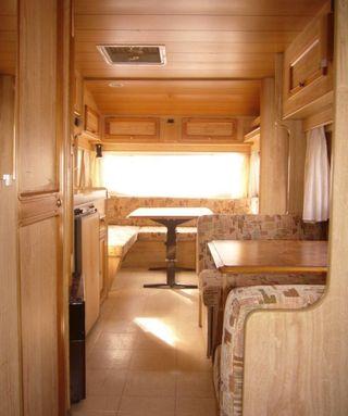 Caravana de 3 ambientes con papeles y ITV