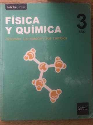 Física y química Oxford 3o ESO