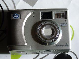camara de foto hp
