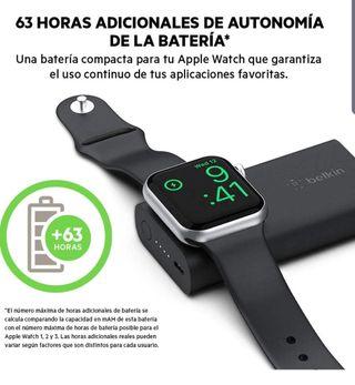 Belkin Batería Externa para Apple watch 4 3 2 1