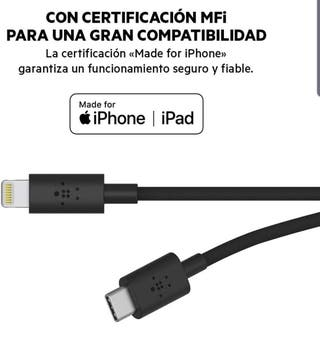 Belkin Boost Charge - USB-C Cable con conector