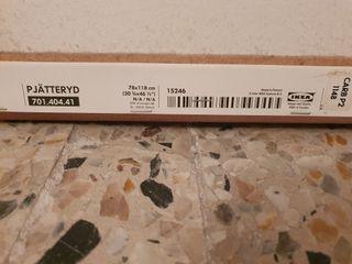 CUADRO CON FLOR DEL IKEA