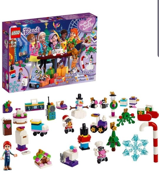 LEGO Friends - Calendario de Adviento 2019