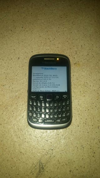 MOVIL BLACKBERRY 9320 LIBRE