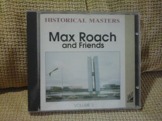 CD de MAX ROACH ( JAZZ ) ( PIRATA - PRECINTADO )