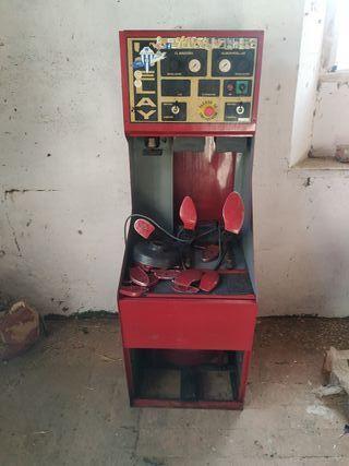 maquinas de reparar el calzado