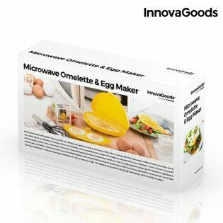 tortillera para microondas InnovaGoods Kitchen Foo