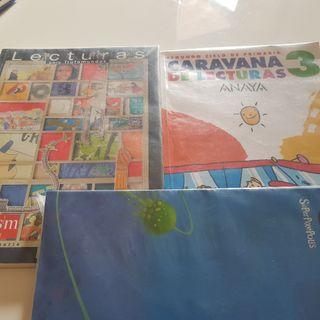 Lecturas para trotamundos y Caravana de lecturas 3
