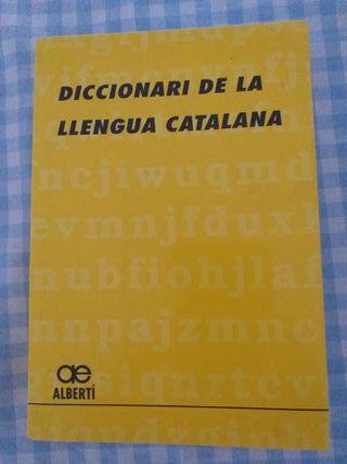 Diccionario de lengua catalana