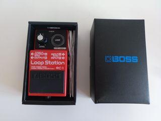 Pedal guitarra Loop BOSS RC1