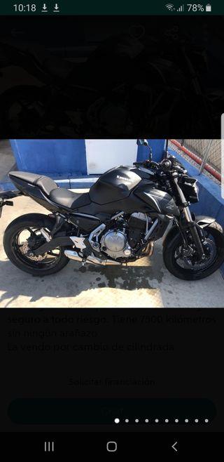 Kawasaki z650 vendo