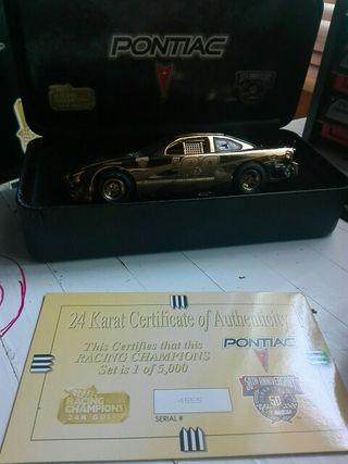 Pontiac nascar 50 aniversario