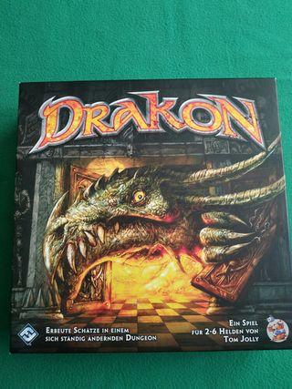 Drakon, Juego de mesa