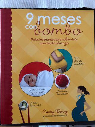 """Guía para embarazadas """"9 meses con bombo"""""""