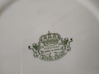 Vajilla 19 piezas Pontesa Royal China
